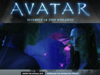 Avatar trailer begs for interaction