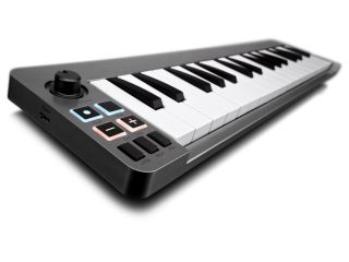 The Keystation Mini 32 another option for mobile music makers