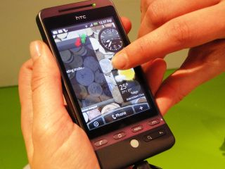The HTC Sense UI coming to the Magic