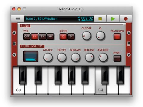 Blip Interactive NanoStudio 1.0