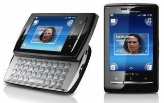 Sony Ericsson finally gets round to Android 2.1 update
