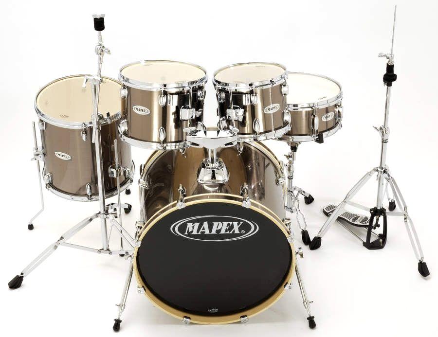 mapex qr series drum kit review musicradar. Black Bedroom Furniture Sets. Home Design Ideas