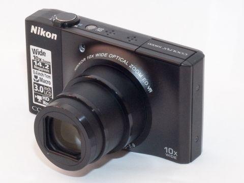 Nikon COOLPIX S8000 Linux