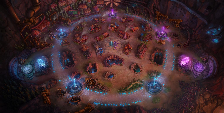 League of Legends Dominion post-mortem: parts of the development ...