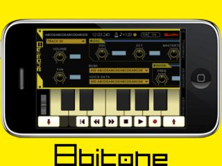8bitone puts 80s sounds in the palm of your hand