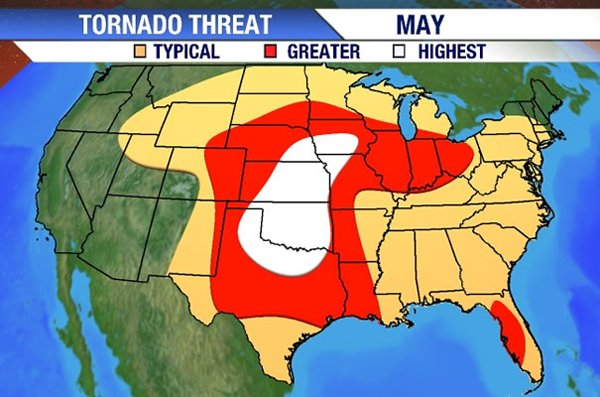 Tornado Alley Could Be Into The Storms Secret Weapon