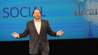 All software is going to look like Facebook claims Salesforce