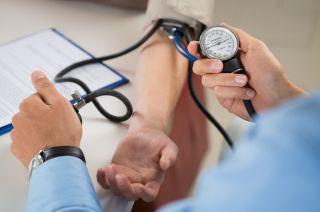 blood pressure, blood pressure cuff, heart