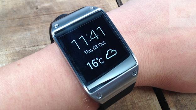 Samsung Galaxy Gear Smartwatch Review