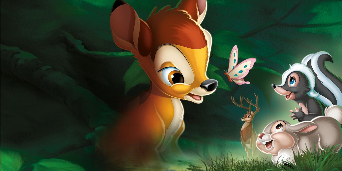 Disney's Bambi Will Be The Next Live-Action Remake, With Some Marvel Talent - CINEMABLEND