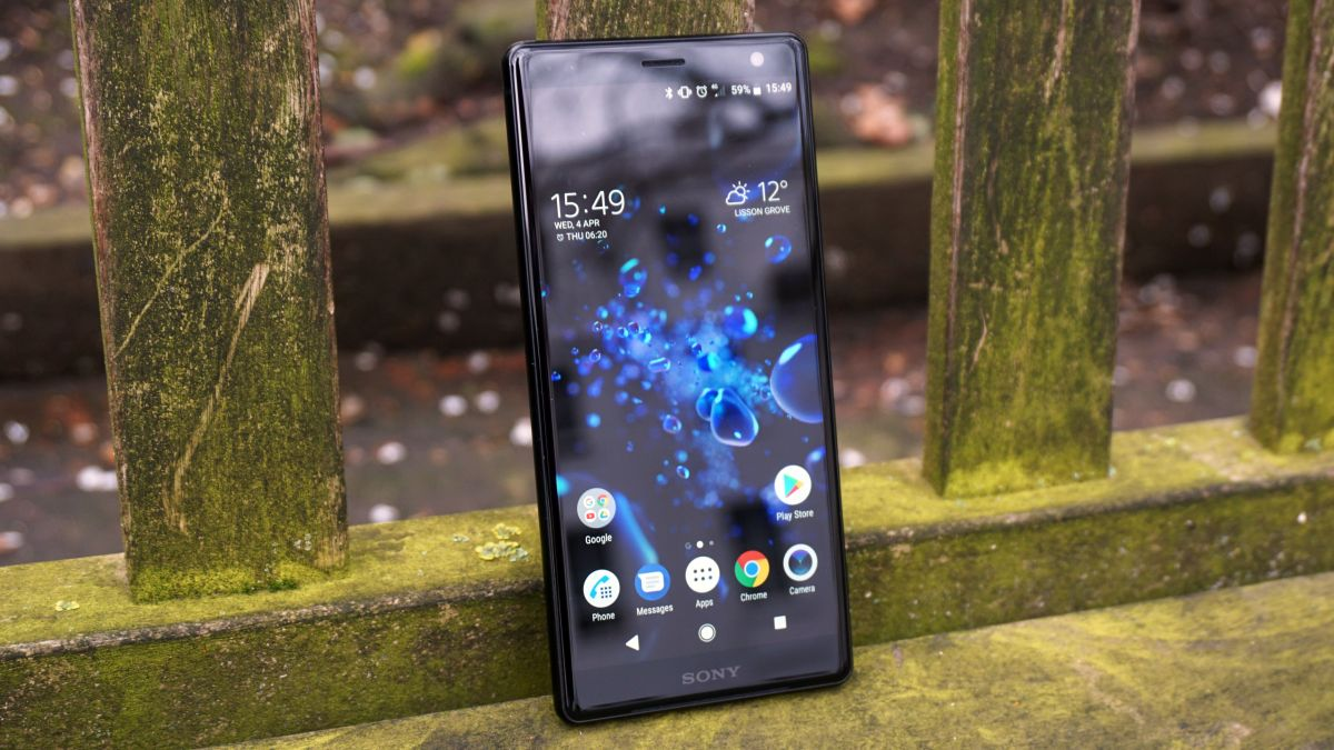 Another leak for the unannounced Sony Xperia XZ3 'reveals' design