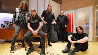 Candlemass band promo photo 2016