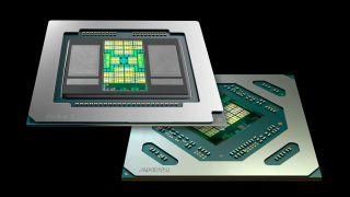 AMD Navi 12 Die