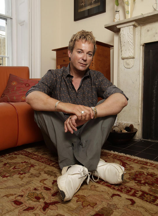 Julian Clary on turning 50: 'It's a comedy age!'