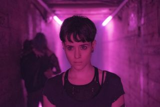 Claire Foy keeps her wits about her