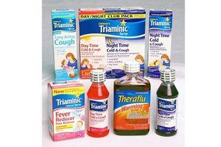recall, Triaminic Syrups, Theraflu Warming Relief Syrups, novartis consumer healthcare