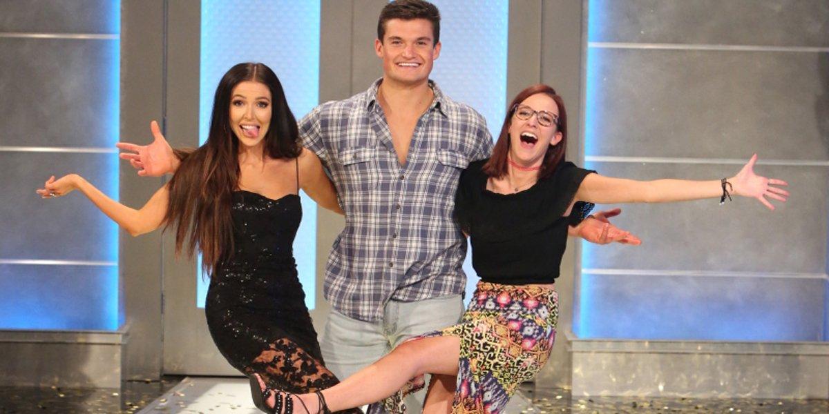 Big Brother 21 Holly Jackson Nicole on 2019 finale night CBS