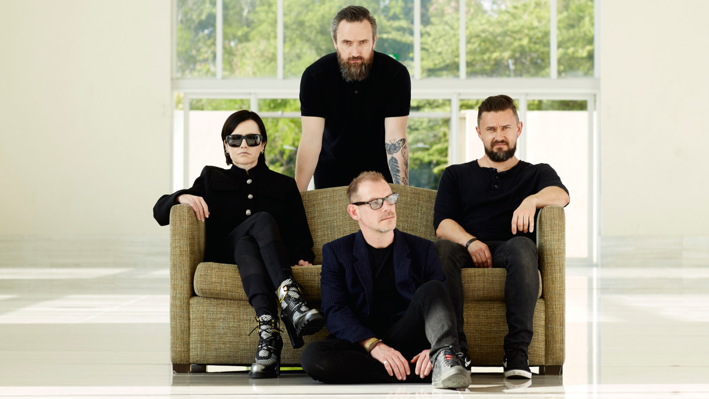 "The Cranberries' Noel Hogan: ""Doing the album when we did, it was almost like therapy for us"" 