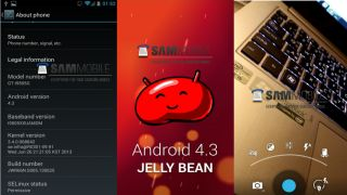 Android 4.3 snapped in the wild, could arrive July
