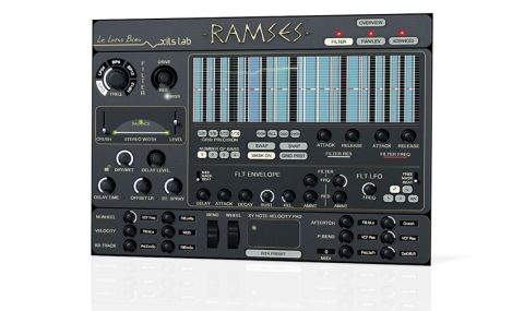 At its core, RAMSES comprises a multimode filter, a stereo control section, a volume/bitcrusher module and a delay
