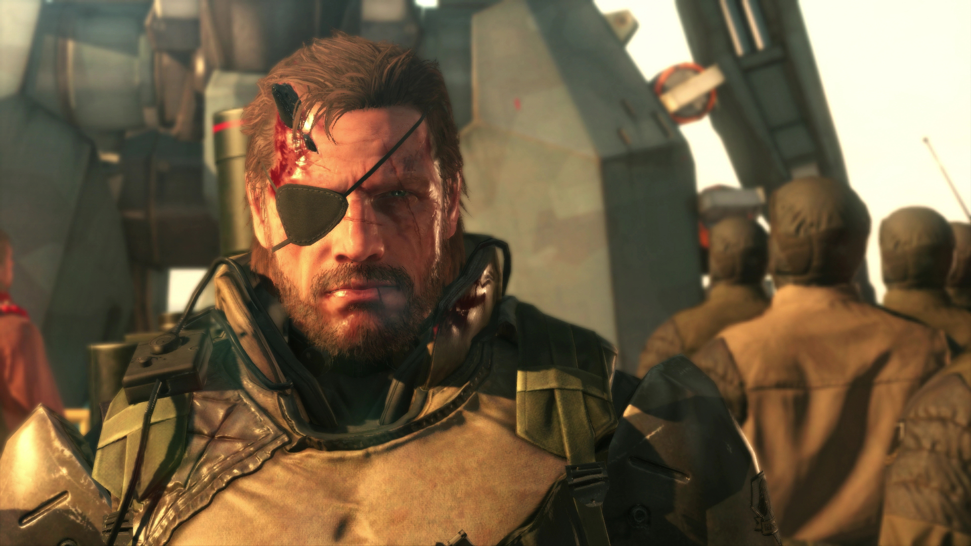 Metal Gear Solid 5 is the best and most disappointing game of the