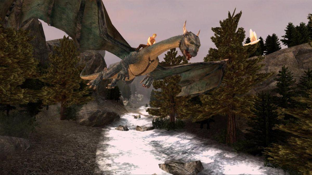 eragon review gamesradar