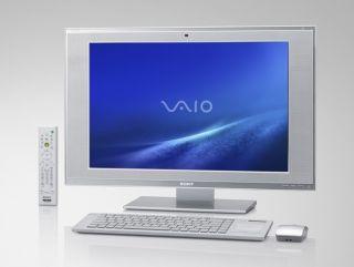 Sony LV desktop PC Or HDTV Or media hub