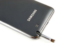 Samsung Galaxy Note stylus