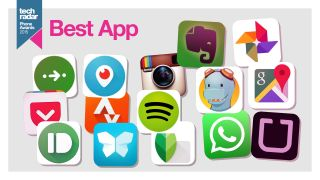 What's the best app from the past 12 months?