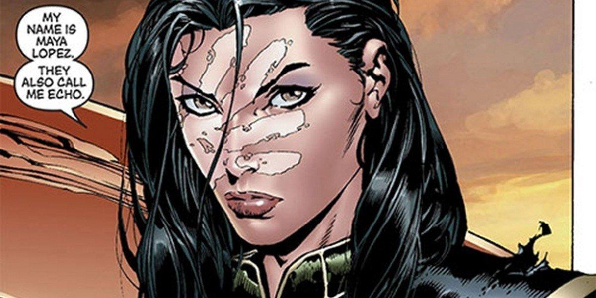 Echo as Ronin in Marvel Comic