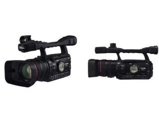Canon announces two new professional camcorders