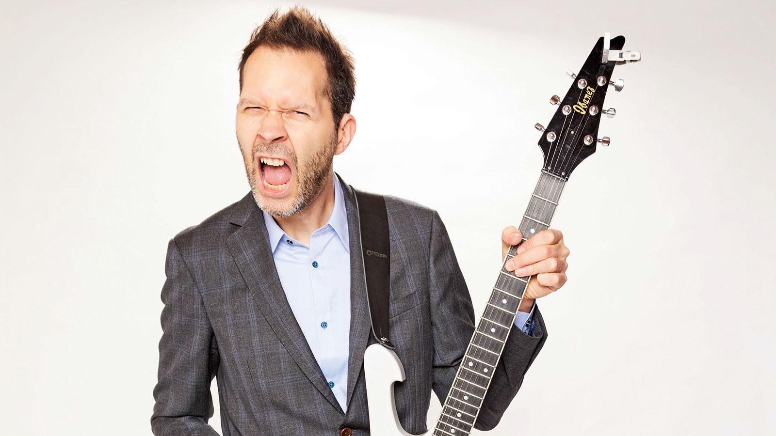'Intense Rock' Picking: A Brief Look at Paul Gilbert's Alternate Picking Technique   Guitarworld