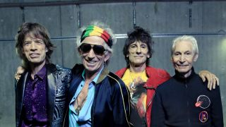 A promotional picture of The Rolling Stones