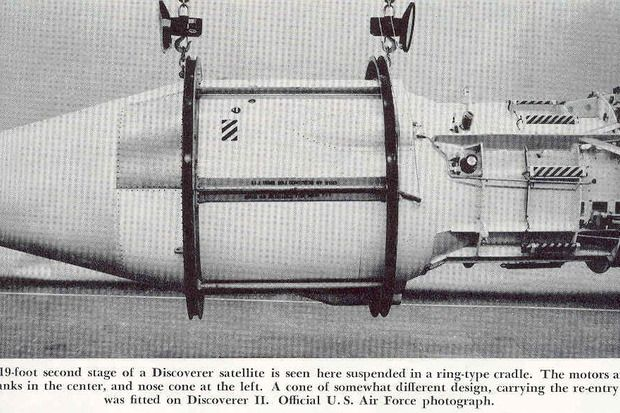 On This Day in Space: Feb. 28, 1959: Discoverer 1 spy satellite goes missing after launch