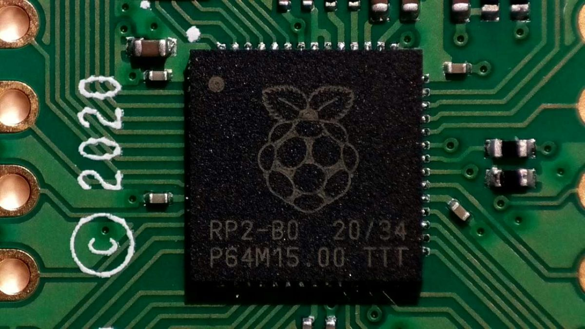RP2040 'Pi Silicon' Goes on General Sale for