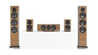 Sonus faber's Lumina speakers
