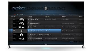 Sony youview