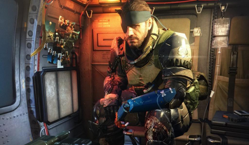 Metal Gear Solid 5 graphics tweaks guide | PC Gamer