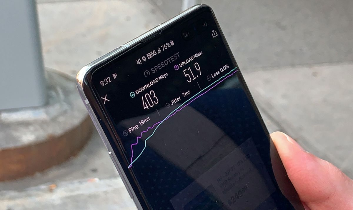 First T-Mobile 5G Speed Tests: The Results Are In | Tom's ...