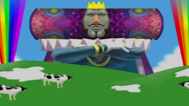 Why I Love Katamari Damacy S King Of All Cosmos Gamesradar