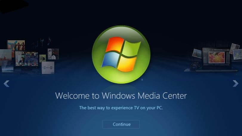 Download this free app to get Windows Media Center back in Windows