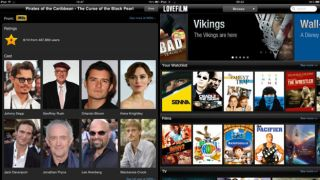 Lovefilm for iOS gets AirPlay and IMDb integration