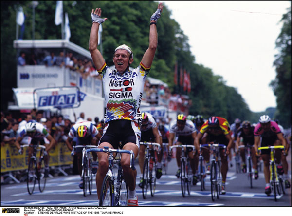 Etienne De Wilde 1989 Tour Bordeaux