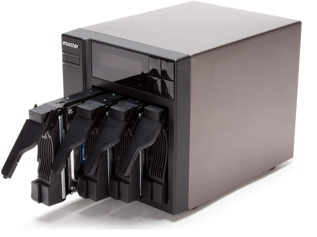 Asustor AS-604T NAS Preview: Worthy new competitor for QNAP