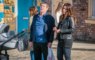 Coronation Street Spoilers: Johnny and Carla Connor discover Aidan has committed suicide!