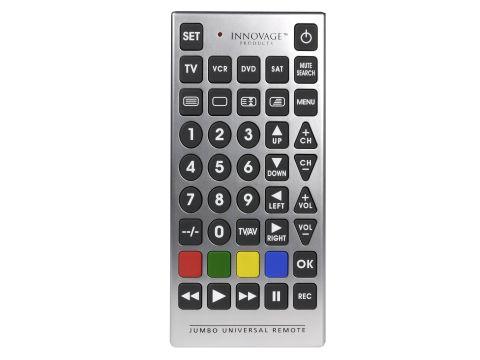 innovage jumbo universal remote techradar rh techradar com jumbo universal remote user manual Jumbo Universal Remote Programming Codes