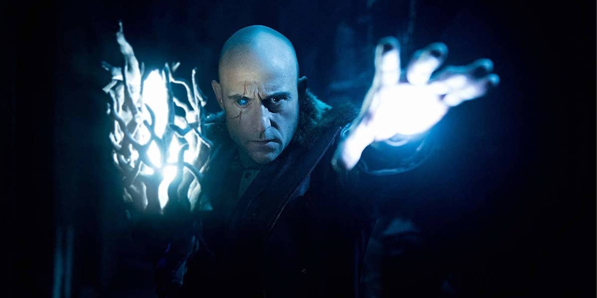 Shazam! Actor Mark Strong Gives Update On Fury Of The Gods