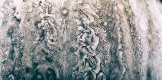 JunoCam Jupiter image