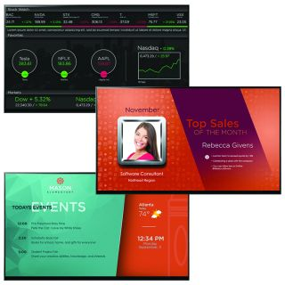 Visix Premieres New Campus and Enterprise Signage Suite Products at InfoComm 2018