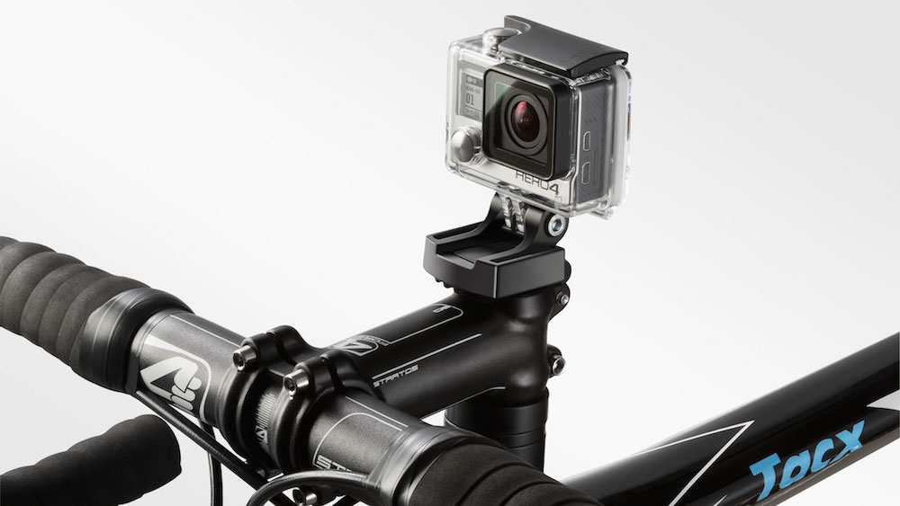 Gopro Dash Cam >> Tacx GoPro Bike mount review - Cycling Weekly